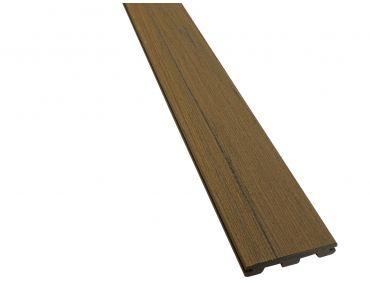 Oak Composite Decking Board (Solid)