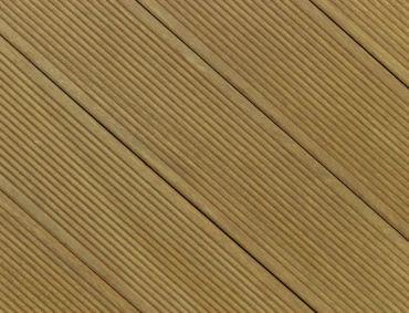 Hardwood Reeded Yellow Balau